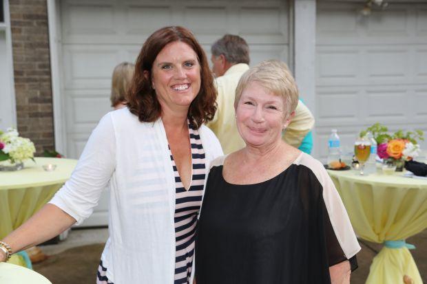 Stacey Hawkins, Ann Kornblet