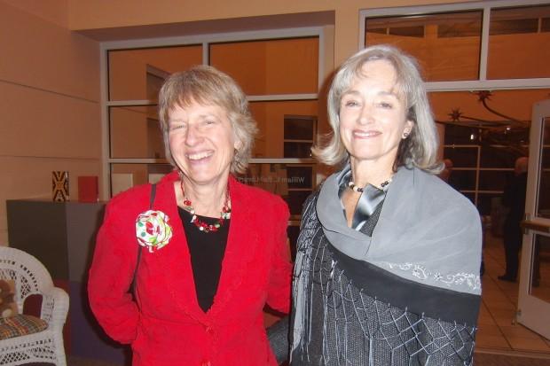 Gail Saxton, Sue Marshall