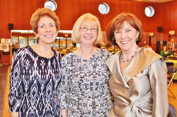 Linda Vandivort, Martha Lemley, Lana Pepper