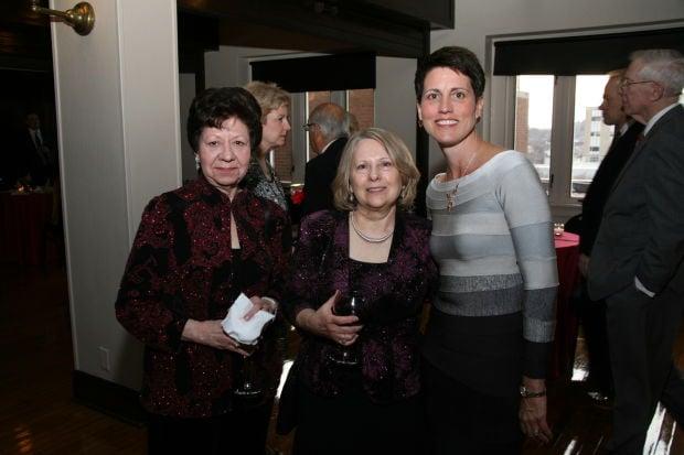 Sherry LaRose, Jean Vincenz, Laurie Phillip