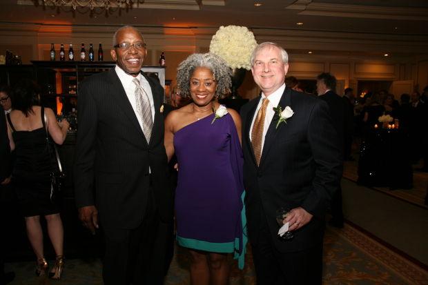 Eric and Sandra Moore, Mark Krieger