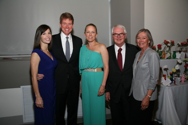 Jennifer Cullen, Chris Koster, Suzanne Sitherwood, Tom and Carol Voss