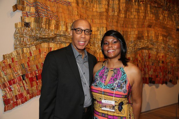 Keith and Stefanie Williams