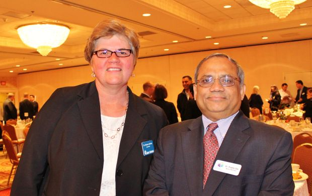 Dr. Donna Jahnke, Dr. Pradip Das