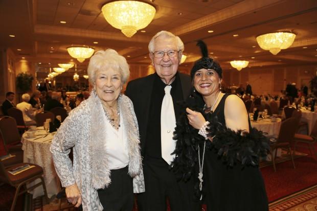 Gini and Hank Schreimann, Emily Whitehead