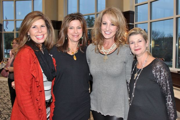 Nancy Lange, Kathy Nelson, Ginger Smith, Natalie McCavoy