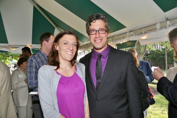 Nicole Blumner, Warren Rosenblum