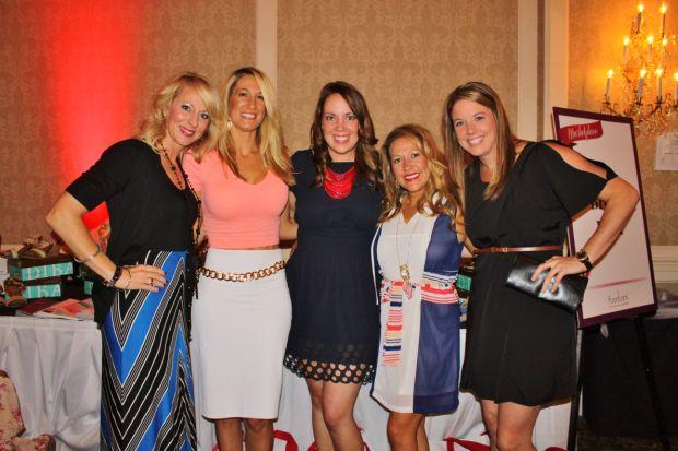 Tiffany Wild, Stacey Beine, Kristen Conroy, Tricia Belz, Jenny Hawkins
