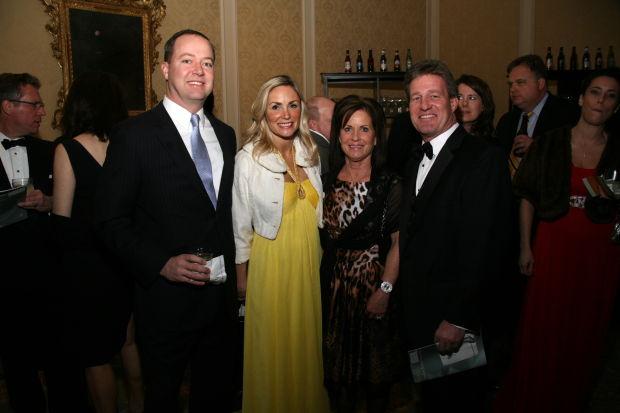 Jeff Kaiser, Stephanie Oliver, Carolyn and Scott Wittkop