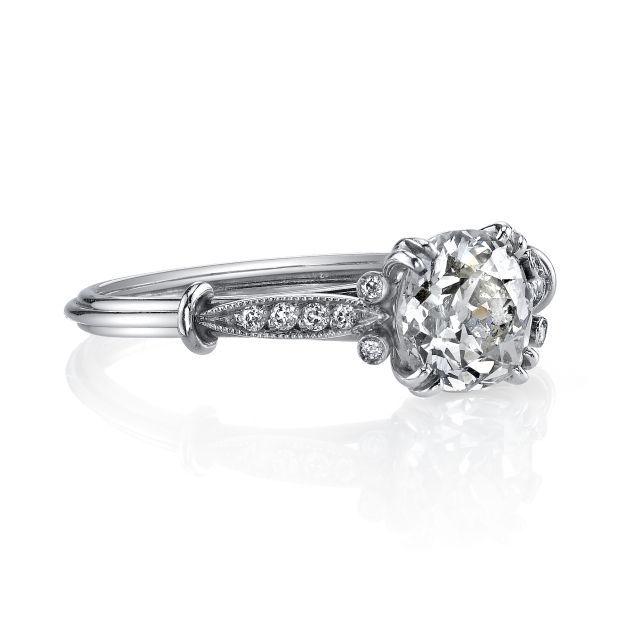 YLANG YLANG Single Stone Vintage Diamonds