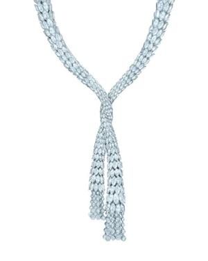 Diamond Drape Necklace