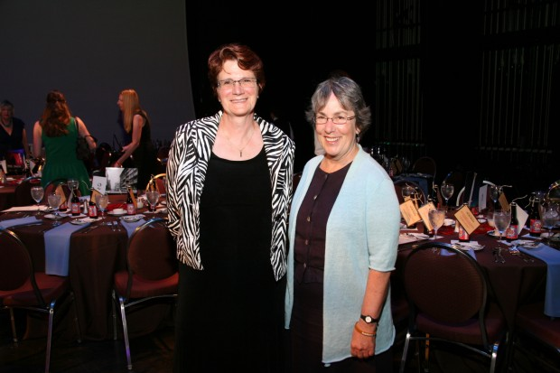 Gail Hafer, Jill Cumming