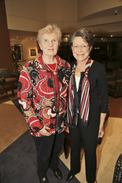 Mary Jo Wetstein, Nancy Gent