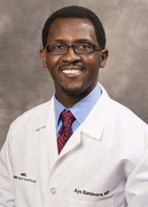 Dr. Ayo Barimore