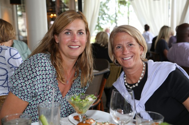 Jennifer Baur, Melissa Jones