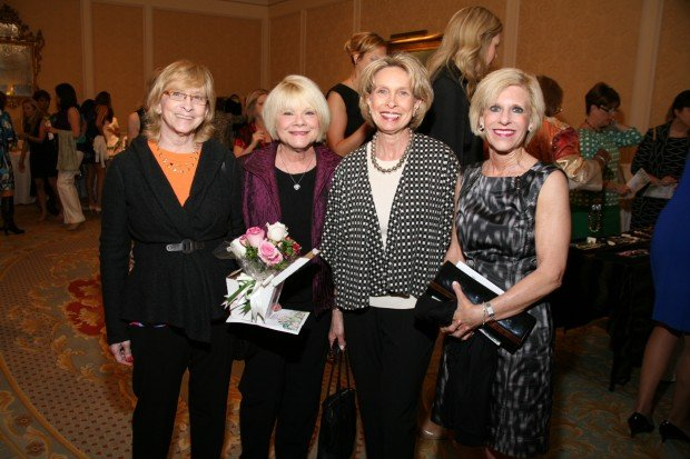 Jan Abrams, Nancy Lehrer, Sue Wallach, Jan Sclaroff
