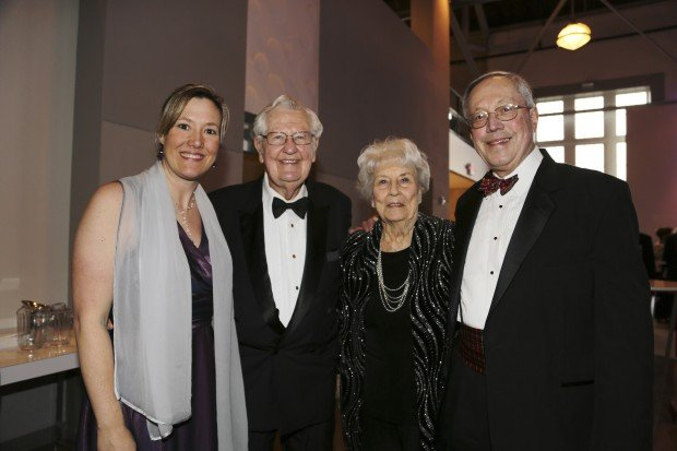 Heather Bernstein, Hank and Gini Schreimann, Frank Vigus
