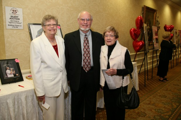 Adele Jones, Don and Anne Eversmeyer