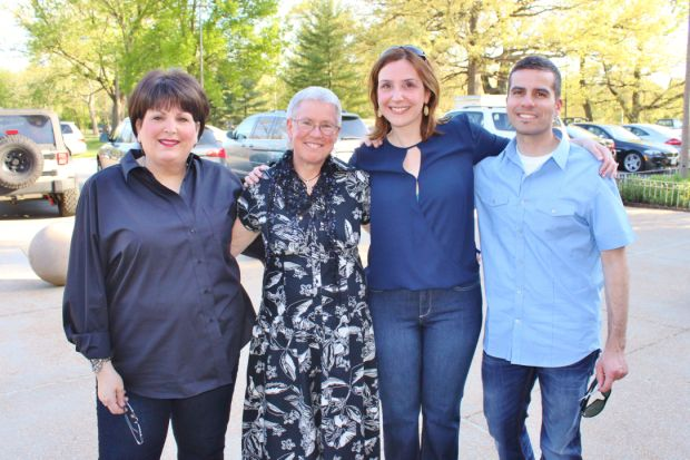 Sheila Dugan, Mary Rogers (Executive Director), Kate Dugan, Daniel Kolta