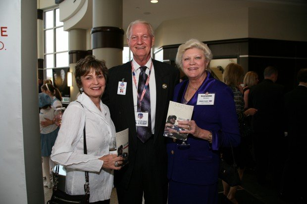 Connie Lohr, Richard and Suzanne Connors