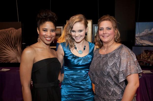 Andrea Lindsey, Kendra Reed, Christine Brame