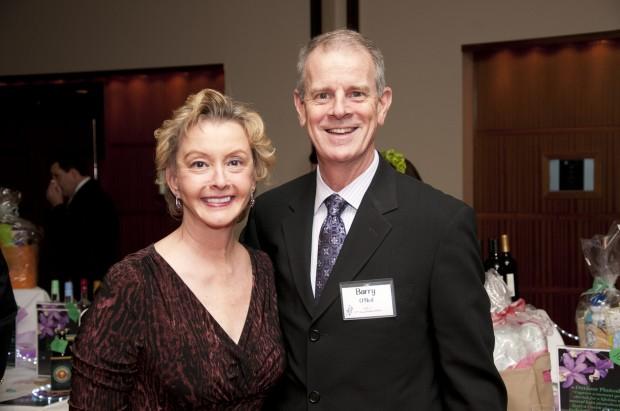Karen and Barry O'Neil