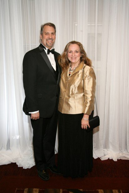 Dr. John and Patty Pieper