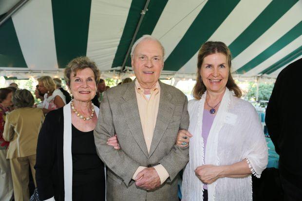 Carol and Don Carlson, Patsy Foird