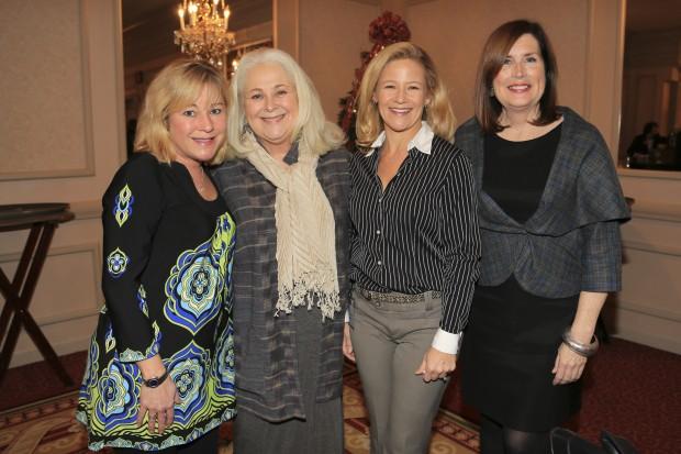 Jessica Klaus, Judith Sauget, Jilanne Barnes, Cynthia Prost
