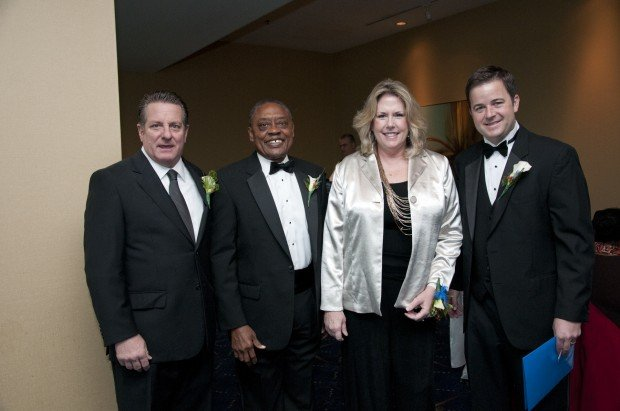 Johnny Londoff, Sherman George, Wendy Wiese, Tom Ackerman