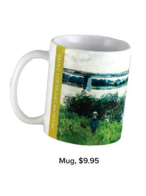 Mug, $9.95