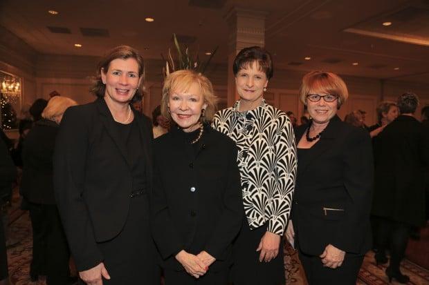 Nancy Schnoebelen, Donna Wilkinson, Debra Hollingsworth, Faith Maddy