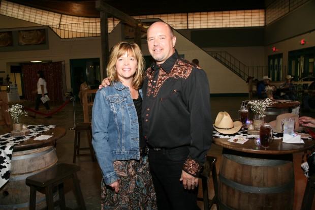 Skip and Sherri Bray