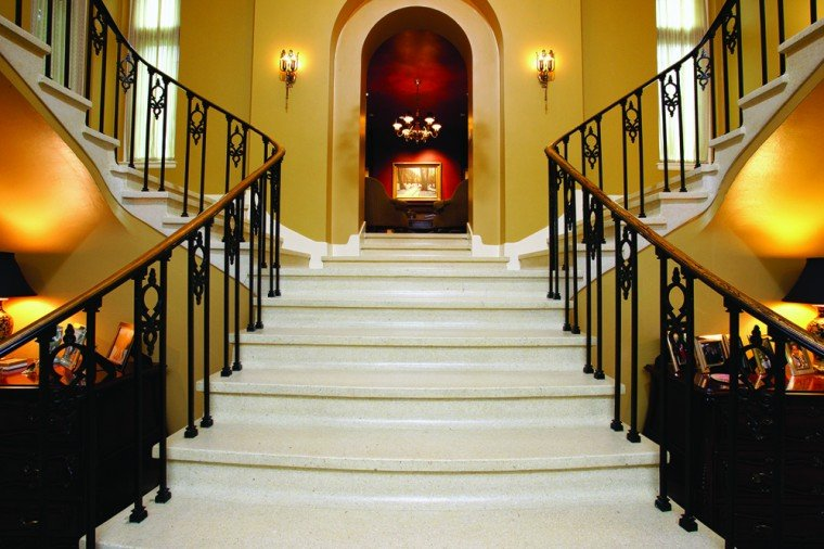 Foyer Staircase Quote : Double staircase foyer quotes