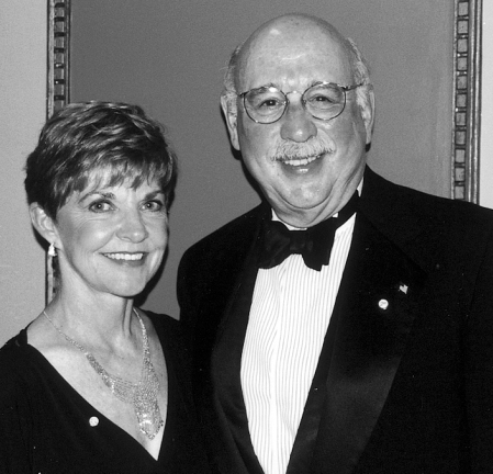 Judy and Harvey Harris