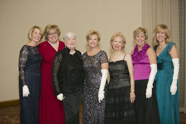 Elizabeth Wilmsen, Beth Van Horn, Judy Miller, Janet Schwarze, Mary Ellen McEnery, Maggie Vatterott, Jennifer Wright