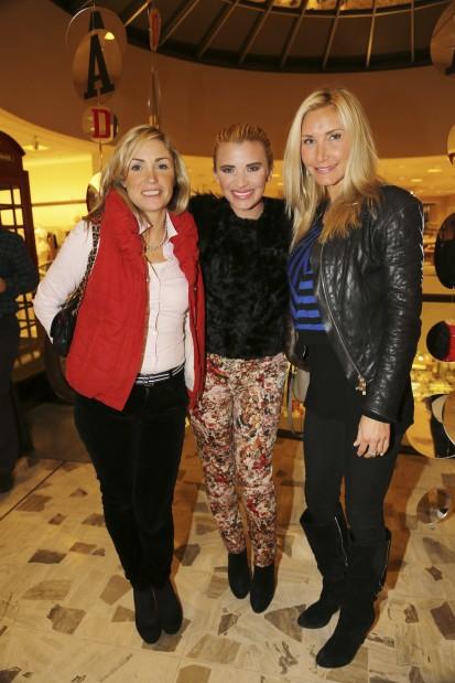 Stephanie Oliver, Laura Kathleen, Stephanie Bahn