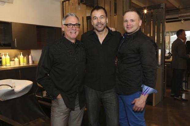 Dominic Bertani, John Holzun, Grant Adams