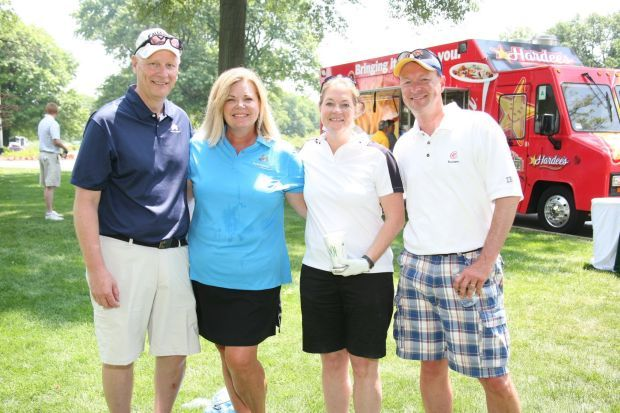 Kevin Campbell, Lauri Tanner, Lisa Campbell, Jeff Rothwell