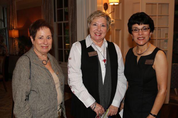 Fran Kunitz, Bonnie Solomon, Darien Arnstein