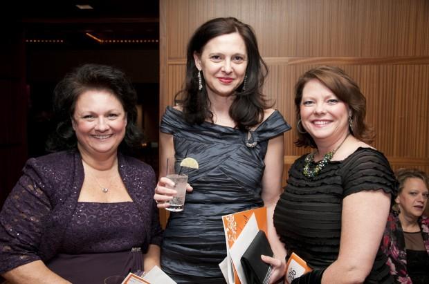 Chris Crandell, Dr. Danijela Mataic, Rebecca Dutton