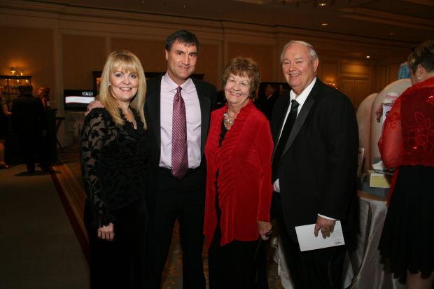 Donna and Jim Roccia, Len and Lynette Roccia
