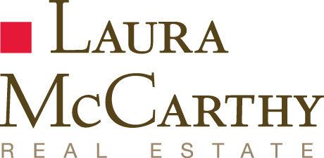 Laura McCarthy Logo Vertical
