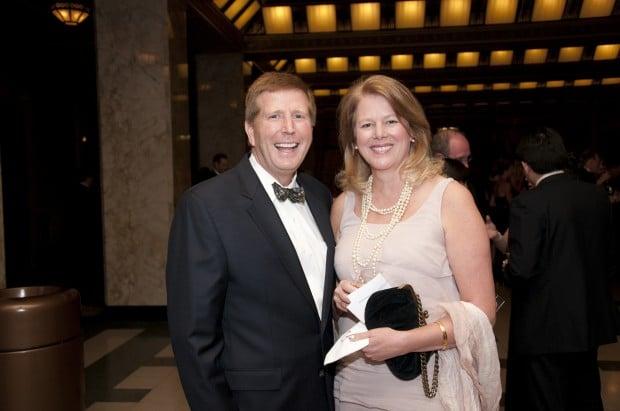 Tom and Merilee Curran