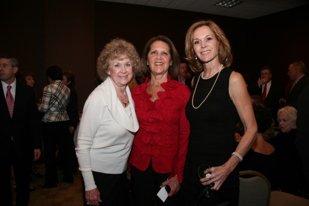 Kathleen, Suzie and Janie Boyer
