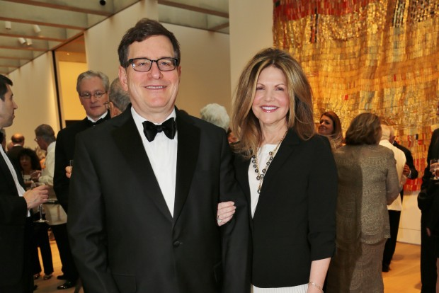 John and Susan Horseman