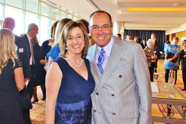 Melissa Fox, Ken Schwartz