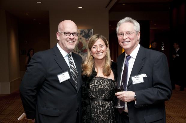 Dan and Lila Kertz, Dr. Ray Davis