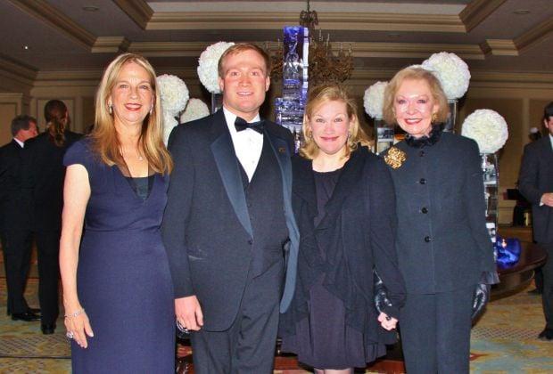 Susan Reingless, Peter Neidorff, Monica Neidorff, Donna Wilkinson