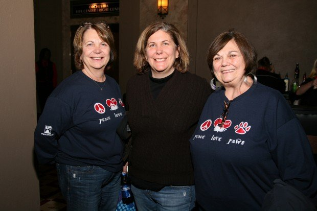 Debbie Northway, Kristy Northway, Rae Sharp